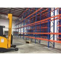 pallet rack shelf storage rack  Q235B Steel 750KG Standard Pallet Storage Racks Industrial Warehouse Storage Steel