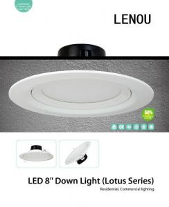 China IP50 240V LED Recessed Downlights / LED Under Counter Lights on sale