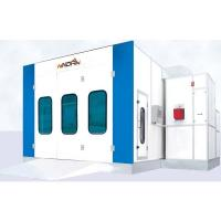 China Three Embossed Steel Plates Auto Spray Booths Heat Insulation WD-904 on sale
