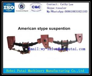 China trailer suspension on sale