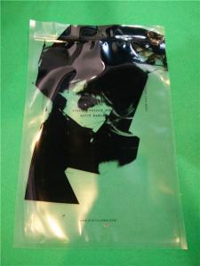 China PET Resealable Custom Printed Ziplock Bags For Sportswear / Underwear on sale