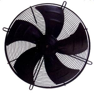 China 370x370x88MM Industrial Window Fan on sale