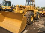 Used Caterpillar 966F Wheel  Loader 20T weight  3306 engine with Original Paint
