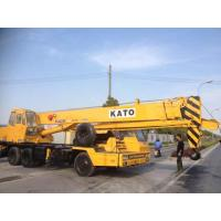 25T KATO Rough terrain Crane japan NK250E-III 2005