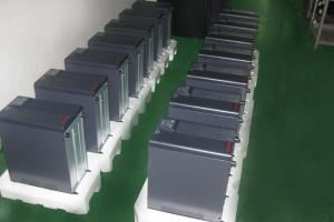 China Alarm high-low battery Double Conversion High Frequency Online UPS 1-3kVA With DSP , IGBT on sale