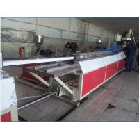 PVC Angel Bead Making Extrusion Line , PVC Profile Extruder