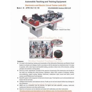 China Automobile Electronics and Circuit Trainer - Teaching and Training Equipments (Www.Everhere.Cn) on sale