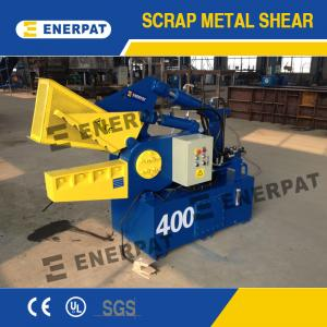 China Alligator Shear For Scrap Metal Recycling on sale