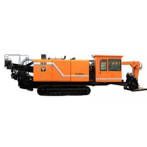 China 80 TON Automatic Loading Horizontal Drilling Equipment Drill Pipe With 2 Ton Crane DILONG on sale