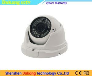 China Metal IR Surveillance Dome CameraHD TVI 2.4MP High Resolution on sale