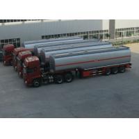 China Professional 45-60CBM Semi Trailer Fuel Oil Delivery Truck 60000 Liters on sale
