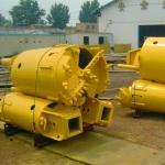 1750mm Height Double Open Rock Bucket Bauer Drilling Accessories
