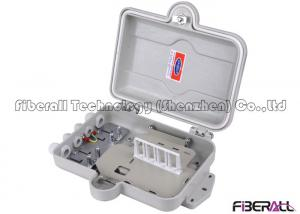 China FDB Fiber Optic Distribution Box / FTTH Distribution Box For FTTH Drop Cable on sale