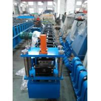 Hydraulic Galvanized Roofing Roll Forming Machine Cutting - Edge