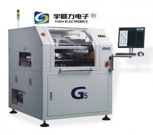 China 60HZ Solder Paste Printer Queegee Type Steel Scraper Angle 45 / 55 / 60 on sale
