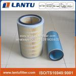 secondardy AIR filtros for CASE Wheel Tractors AF4757 HP4502A CA7203SY P525944