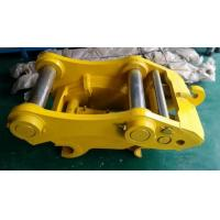 China Q345 Steel Excavator Quick Coupler Heavy Duty Type For Mini Excavator on sale
