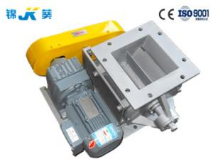 China Ventilation System Rotary Airlock Feeder Large Vanes Cast Material Handling Valve on sale