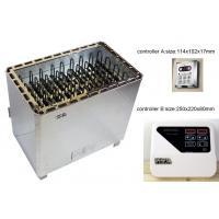 China La fase 3 Espejo-pulió el calentador eléctrico de la sauna del acero inoxidable, resistente on sale
