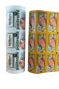 China Co Extruded Film Milk / Jelly?Packaging , Barrier Films For Food Packaging on sale