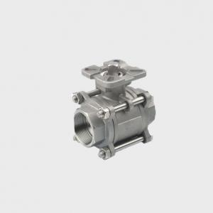 China Industrial Stainless Steel Casting Machined Valve Parts With Sand Blasting Finish on sale