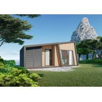 Art Villa Prefab Modular House , Waterproof Thailand Resort Beach House