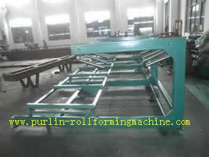 China Colored Metal Surface Sandwich Panel Automatic Stacking Machine 0.4mm - 0.8mm on sale