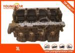 Bloque de cilindro del motor del bastidor del hierro de TOYOTA Hilux Dyna Hiace 3L 2.8L 11101-54131 909053