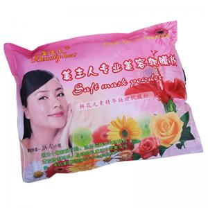 China Facial Mask Powder Fresh Flower Essence , Brightening Skin Care Facial Mask on sale