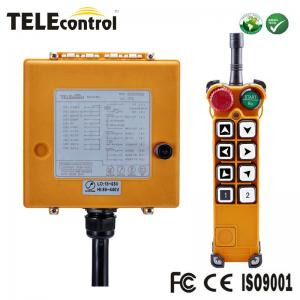 China Eight SIngle speed Button Industrial Hoist Remote Control F26-A1 Telecrane/TELEcontrol(UTING) on sale