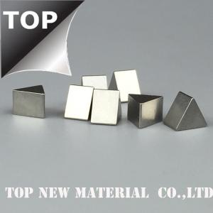 China Abrasion Resistant Stellite Tungsten Carbide Tips For Wood Cutting Miller on sale