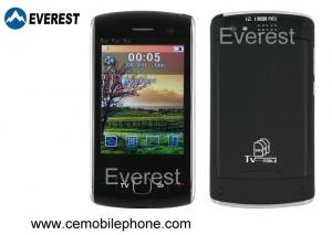 China Triple sim mobile phone 3 sim cell phone TV phone Everest F9500 on sale