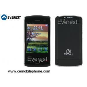 China Triple sim mobile phone 3 sim cell phone TV phone Everest F9500 on sale
