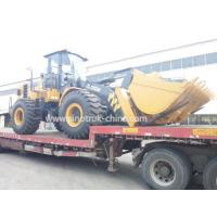 Model WD10G220E21 Heavy Construction Machinery , XCMG Wheel Loader Machine