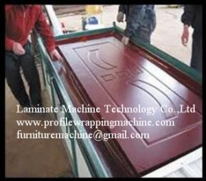 China heat transfer machine for pvc panel on sale
