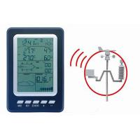 Professioan Weather Station with solar (433MHz,RCC, Transmission range up to 100meters)