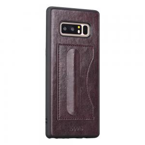 Quality Mobile Phone Leather Back Cover Tpu Connected With Pc , Note8 Samsung Cell Phone for sale