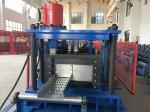 Bandeja de cable completamente automática de alta velocidad de la anchura 100-600m m de la bandeja de cable que hace la máquina