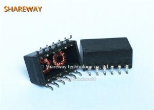China H7029NL SMT / SMD LAN Filter Module magnetic Transformer For Pulse on sale