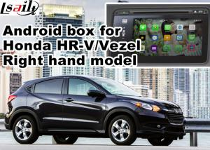 China GPS navigation box for right hand drive Honda offline navigation video music play on sale