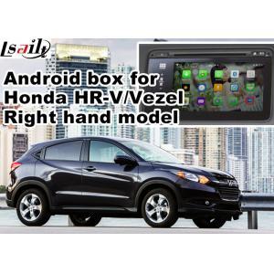 China GPS navigation box for right hand drive Honda offline navigation video music play on sale