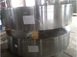 China wind tower flange from the supplier of Vestas on sale
