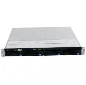 China 1U 4 BAYS hot swapped storage server case S155-4 on sale