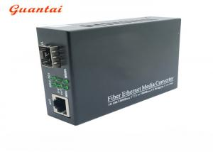China Telecommunication OFC Media Converter , Optical Media Converter Compact Size on sale