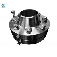 China Sch160 ASME B16.36 Stainless Steel Forged Orifice Flange on sale
