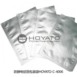 China Customized Smooth Comfortable ESD Anti Static Bags For Electronic Components on sale