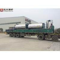 China 2800 Kw Waste Oil Fired Thermal Oil Heater Boiler High Efficiency Fit Rubber Factory on sale