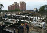 Chinese Steel Fabricator Supply Prefabricated Steel Structural Bailey Bridge Of Reinforced Steel Q345