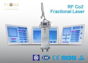 China Laser Vaginal Rejuvenation Co2 Fractional Laser Machine With Metal Tube on sale