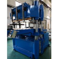 Flat Plate Vulcanizing Machine Single Operating Platen 3 RT Opening Stroke Auto Industry